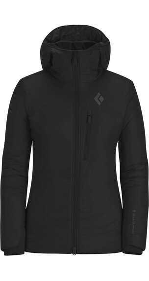 Black Diamond W's Stance Belay Parka Black